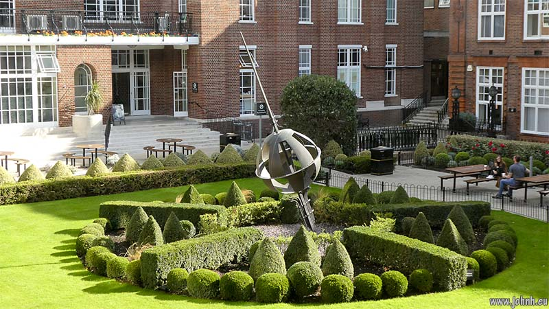 Quad at Regents University, London