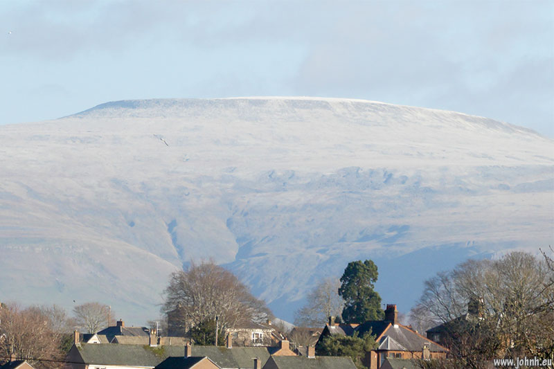 Cross Fell from Penrith