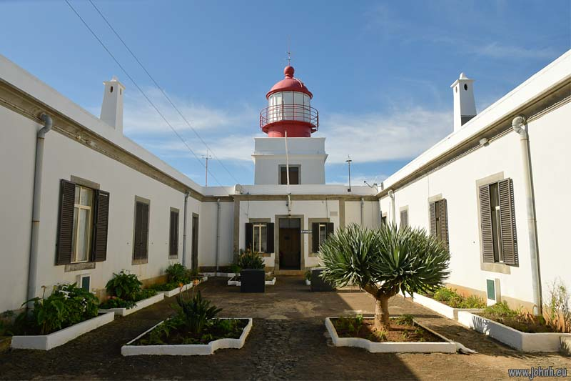 Ponta do Pargo lighthouse - Madeira