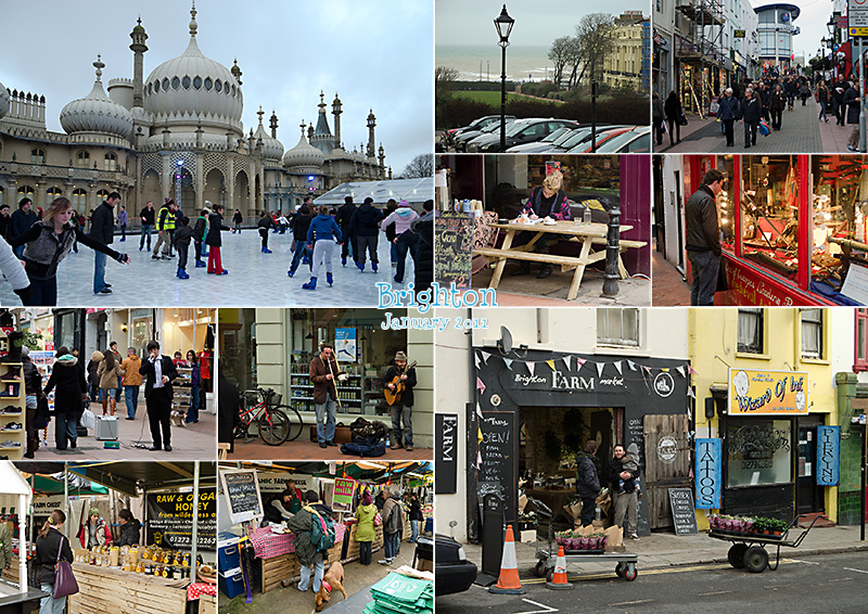 Views of Brighton