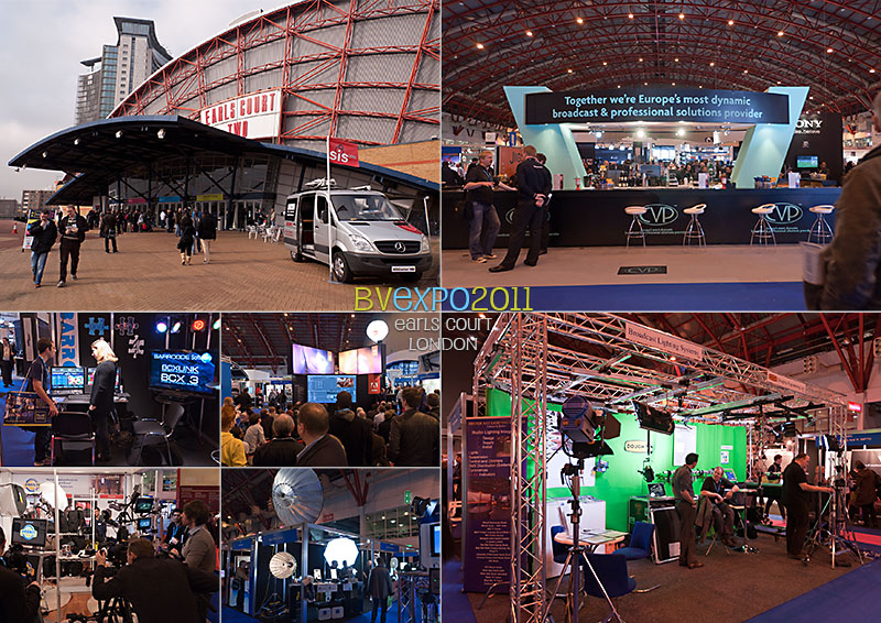 Broadcast Video Expo 2011